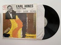Earl Hines - Hine's Tunes Vinyl Album Record LP France's Concert