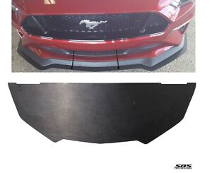PP1 style FRONT SPLITTER for 2018-2020 MUSTANG GTs (non PP) & Ecoboost