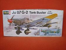 Revell ® H-142 Ju 87 G-2 Tank Buster 1:72