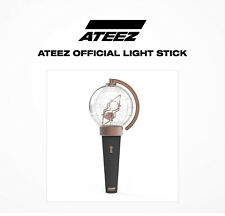 ATEEZ 에이티즈 OFFICIAL LIGHT STICK PREORDER (FREE FOLDED POSTER) - SHIPS FROM USA!