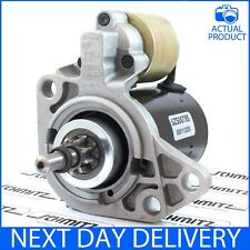 FITS VW GOLF MKI 1.6 CONVERTIBLE 1983-1992 RMFD STARTER MOTOR