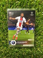 Topps NOW UCL 2020/21 / Kylian Mbappe / Card 041 / PSG Paris St. Germain