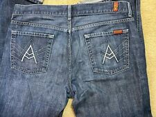 7 for all mankind A Pocket Relaxed Denim Men's Size 34 x 34
