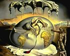 Print - Geopoliticus Child Watching the Birth of the New Man, 1943 by Dali