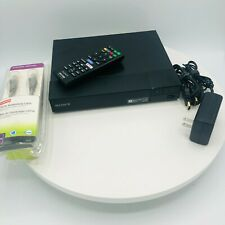 Sony BDP-S37 Streaming Blu-Ray Player with Remote, HDMI, and Ethernet Cable