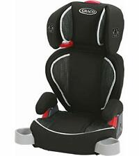 Graco Highback TurboBooster Childs Kids Booster Car Seat 30 to 100 lbs in Black
