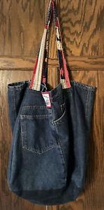 The Bay Area Bag Ladies Denim Bag