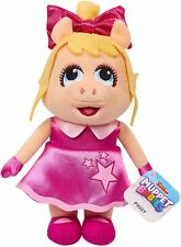 Disney Junior Baby Miss Piggy Plush Muppet Babies 8 Inch