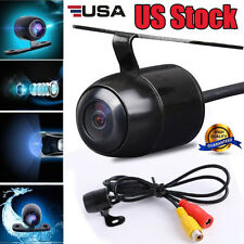 Waterproof 170 CCD Car Rear View Reserve Backup Parking Camera IR Night Vision