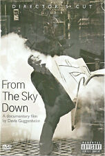 From the Sky Down (DVD, 2011) Documentary of U2 by David Gugenheim