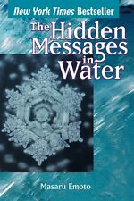 The Hidden Messages in Water by Masaru Emoto Brand New Paperback Book WT56159