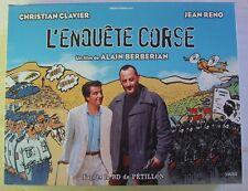 COFFRET L'ENQUETE CORSE - Jean RENO - EDITION COLLECTOR DVD + CD + BD - RARE