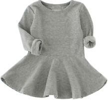 Toddler Kids Baby Girls Dress Long Sleeve Princess Party Pageant Dresses Size 80