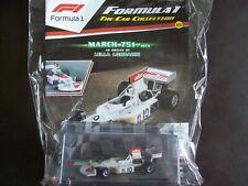 Formula 1 The Car Collection Part 101 March 751 1975 Lella Lombardi