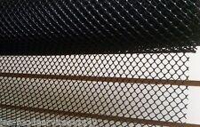 "40' x 24"" Roll BAR LINER SHELF CABINET BLACK WEAVE FLEXIBLE DURABLE PLASTIC"