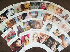 Rare Ayumi Hamasaki 15th Anniversary COLLECTION 30sheets Fan club limited