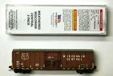 MTL Micro-Trains 27400 Wisconsin Central WC 27768 FW Factory Weathered