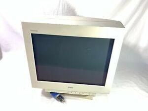 Dell Sony Trinitron UltraScan P780 Vintage CRT RETRO Gaming Monitor 1999