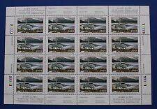 Canada (CN16) 2000 Wildlife Habitat Conservation Stamp Sheet (MNH)