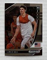 🔥 2020-21 Panini Prizm Draft Picks LaMelo Ball RC #43 Rookie Hornets ROY 🔥