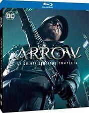 ARROW - STAGIONE 5 (4 BLU-RAY) SERIE TV DC Comics - La Quinta Stagione Completa