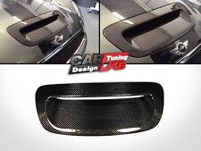 Carbon Fiber Hood Grill Vent Cover for 2007-2013 Mini Cooper R55 R56 R57 R58 R59