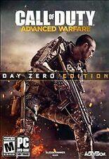 Call of Duty: Advanced Warfare -- Day Zero Edition (PC, 2014) No key