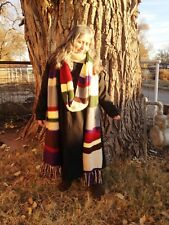 Tom Baker's Doctor Who (Season 12) Scarf, 15 ft. long hand-knitted
