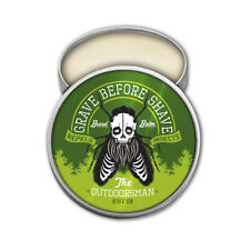 """GRAVE BEFORE SHAVE™ Beard Balm """"The Outdoorsman Blend"""""""