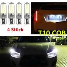 4 stück T10 COB LED Canbus Glas Kennzeichenbeleuchtung Standlicht Birne Lampe DE