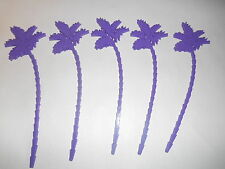 Pack of 50 Tropical Palm Tree Swizzle Swizzle Sticks Zoo Piks Dallas