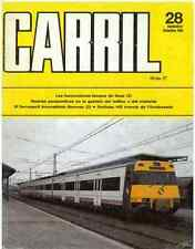 Carril n°28 Locomotives-Tenders, Amorebiata - Bermeo, Tranvia de l'Arrabassada