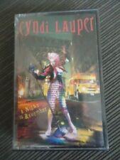 Cyndi Lauper A Night To Remember Us CAssette