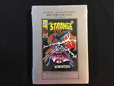 MARVEL MASTERWORKS DOCTOR STRANGE VOL 3 FACTORY SEALED 169-179 VERY HTF