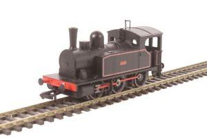 Electrotren GV2018 OO 0-6-0t industrial loco Ajax lined black