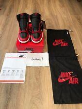 Nike Air Jordan 1 Retro High 85 Varsity Red Brand New UK8