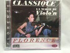 Classique La Magie Du Violo'n FLORENCE Gheorman Vol. 1 (CD) Violin Bach NIP