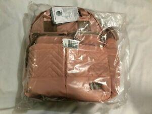 Skip Hop Diaper Bag Backpack: Suite 6-in-1 Diaper Backpack Set, Plush