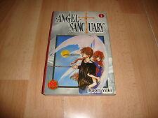 ANGEL SANCTUARY DE KAORI YUKI COMIC MANGA NUMERO 1 EN BUEN ESTADO DEL AÑO 2001