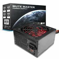 400W ATX PC Computer Desktop Power Supply SATA 20/24pin 300/350W 50Hz