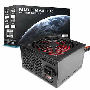 380W ATX PC Computer Desktop Power Supply SATA 20/24pin 300W 350W 50Hz PSU