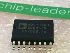 2x Analog Devices ADUM1401-ARW , Digital Isolator CMOS 4-CH 1Mbps 16-Pin SOIC