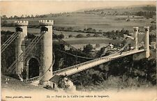 CPA Pont de la Caille (192 métres de longueur) (248212)