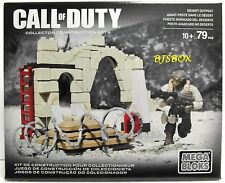 CALL OF DUTY Collector Construction Sets DESERT OUTPOST 79 Pcs. Playset New