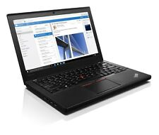 "NEW Lenovo ThinkPad X260 12.5"" i5-6300U 8GB 256GB-SSD  BEL 20F5-S5260L"
