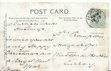 Family History Postcard - Crompton - Walton on the Hill - Surrey - Ref 1819A
