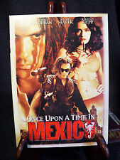 Lot of (2) Two Action Movies: Once Upon A Time in Mexico & Red Dawn EUC