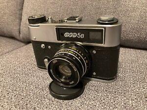 Russian USSR Camera FED 5b
