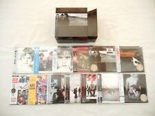 U2 JAPAN 13 titles Mini LP SHM-CD PROMO BOX + FILE FOLDER SET