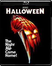 Halloween (Blu-ray) Region A 2-Disc Collector's Edition Carpenter 1978 Horror!